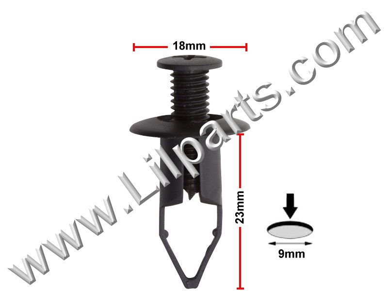 Compatible with Lexus: 90467-09101 ES300 1993-On PN:[10-110] Auveco 18939
