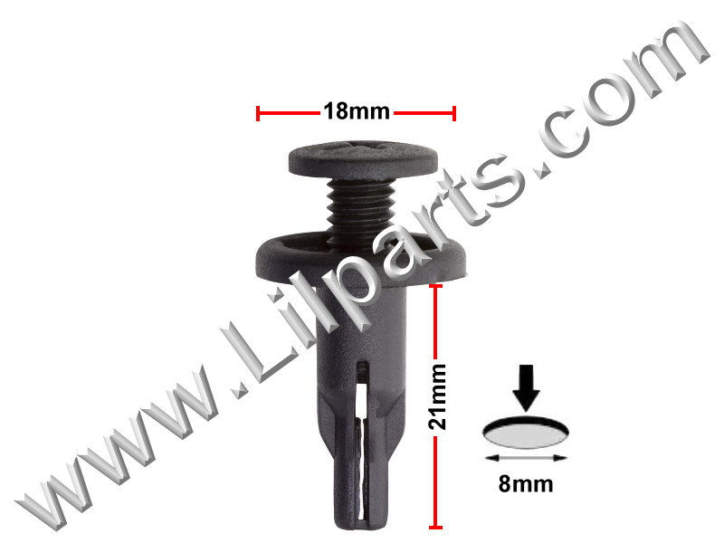 Compatible with Honda: 90505-SM4-003 Accord 1990-On  PN:[10-122] Auveco 17057