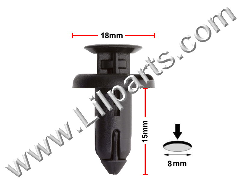 Compatible with Honda: 90505-SX0-003 Odyssey 1995 - On PN:[10-649] Auveco 19453