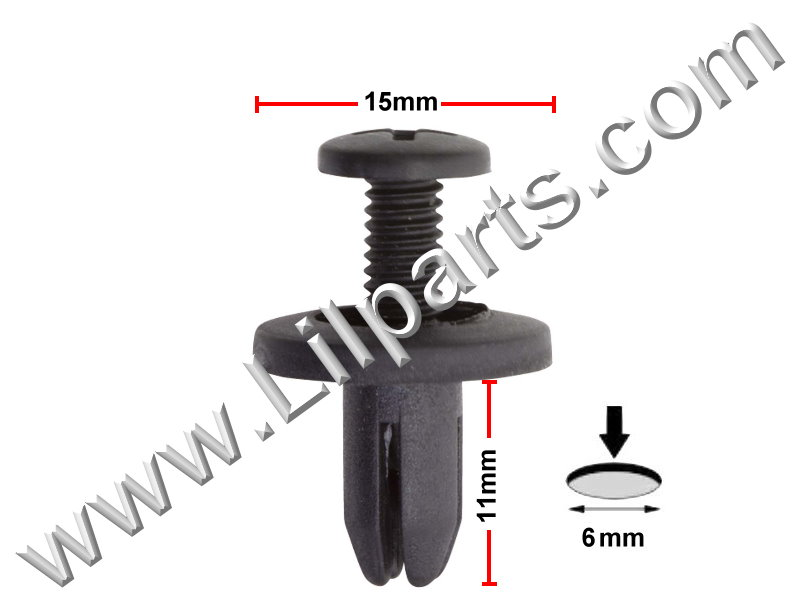 Compatible with: Honda: 90684-SA5-0030 , Isuzu: 8942981190 , Nissan: 10998-30880 PN:[10-135] Auveco 14696