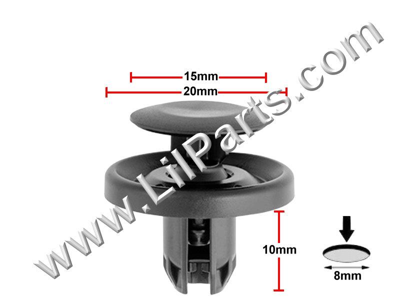 Compatible with Subaru 909140068: Subaru BRZ, Impreza, Legacy, Outback & XV Crosstrek 2012 -  PN:[11-876]