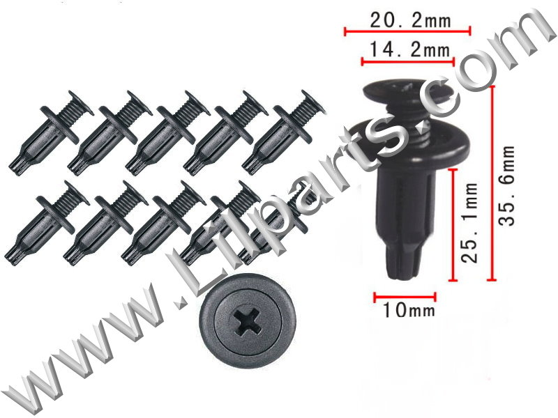 Compatible with Honda : 91502-SP0-003 90 - 97 Accord , 95 - 96 Odyssey , 92 - 96 Prelude PN:[10-018] Auveco 18119