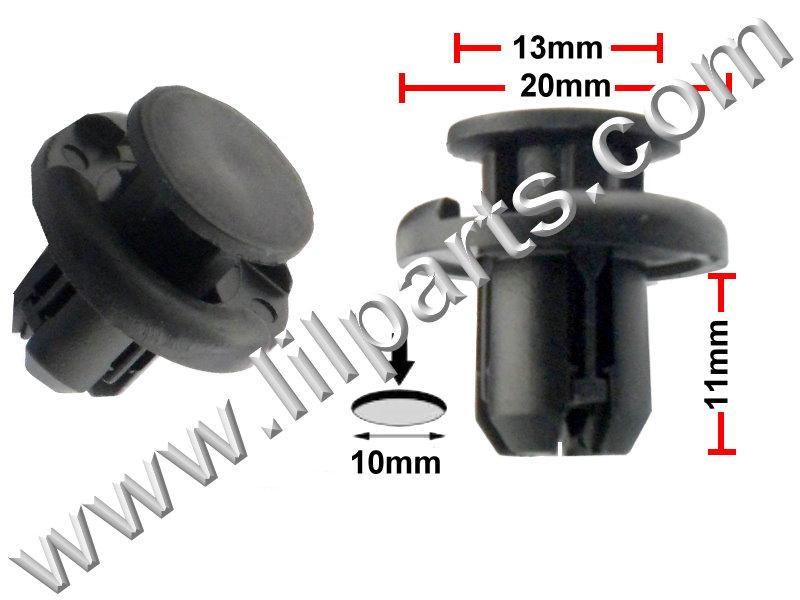 Compatible with Honda: 91503-S7A-003 Civic 2010 PN:[SK-791] Auveco 21297