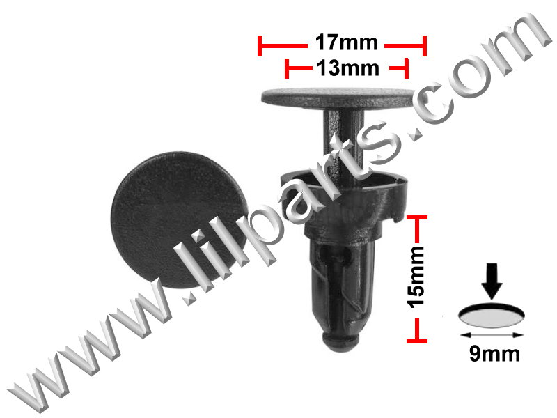 Compatible with Honda: 91508-S50-003 Accord & Odyssey 1998 - On PN:[10-653] Auveco 19547