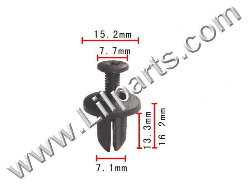 Compatible with Honda: 91550-SH3-003 Civic, Accord Wagon & Del Sol 1993-On PN:[10-072] Auveco 19142