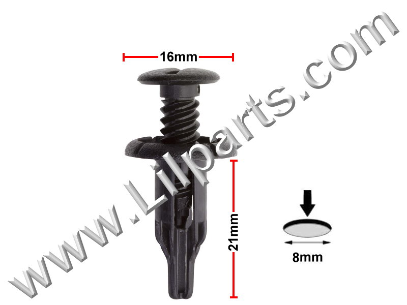 Compatible with: Honda 91561-S84-A00-M1 91561-S84-A21ZA 91561-S84-A21Z A20352 PN:[10-339]