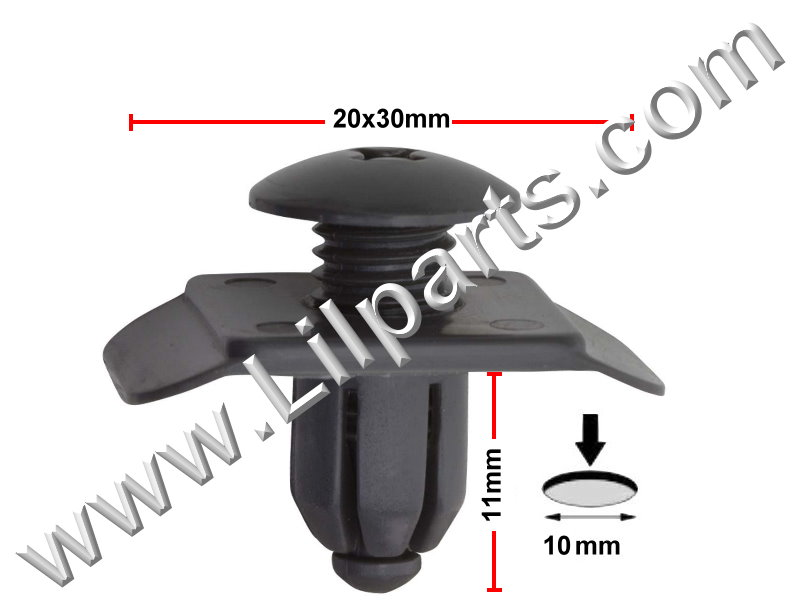 Compatible with Ford: E7GZ-17A904-B, Mazda: BF67-50-033 Mercury Tracer 1987-On PN:[10-393] Auveco 15366