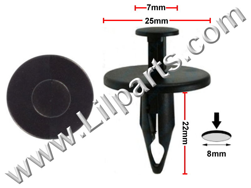 Compatible with: GM: 20570245 , Ford: N804614S N/A