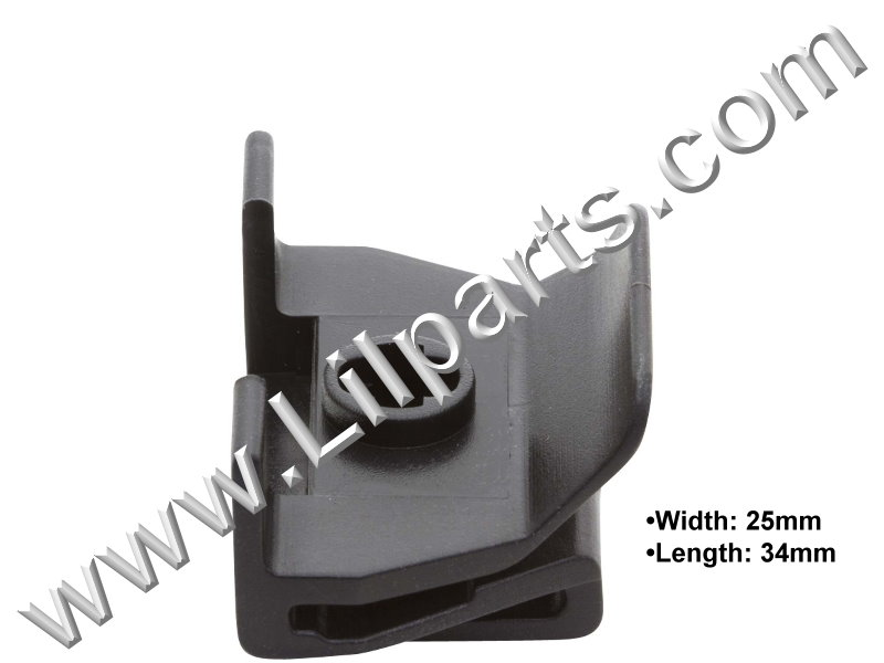 Compatible with Lexus and Toyota: 53879-58010 4 Runner, Highlander, Sienna & Solara 2000 - On PN:[10-898] Auveco 20758
