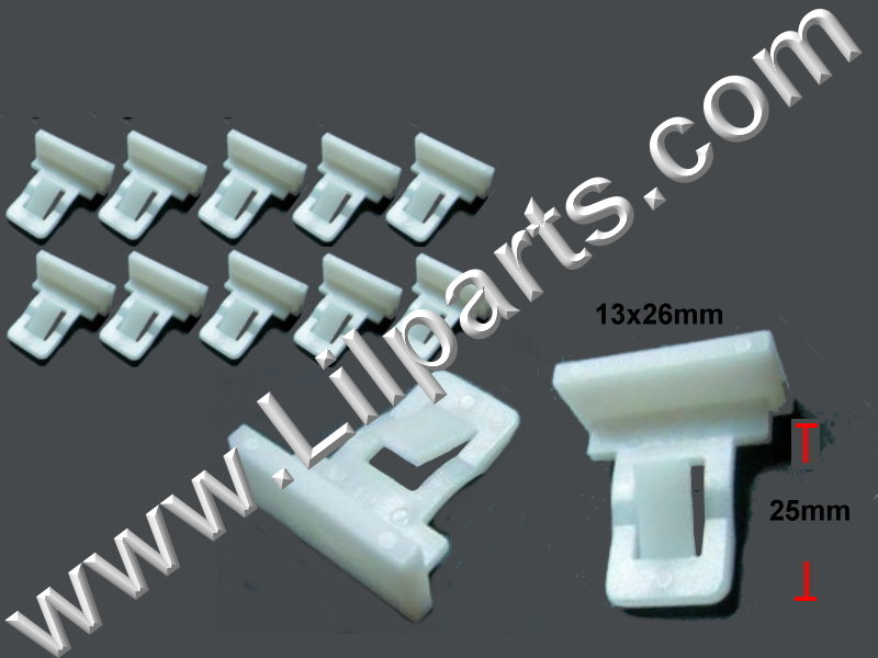 Compatible with Toyota: 76853-10010 Toyota Matrix 2008 - 03 PN:[11-270] Auveco 21586
