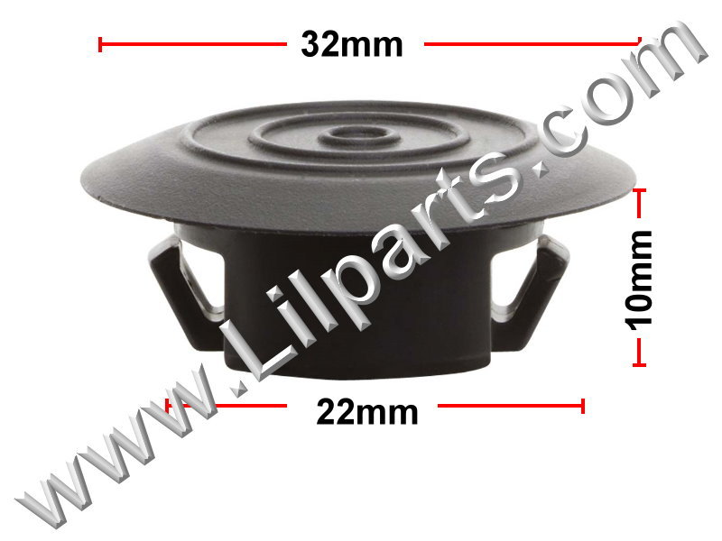 Compatible with GM: 88970495, Toyota: 76924-52021 Pontiac Vibe & Toyota Corolla 2003 - On PN:[11-502] Auveco 20578