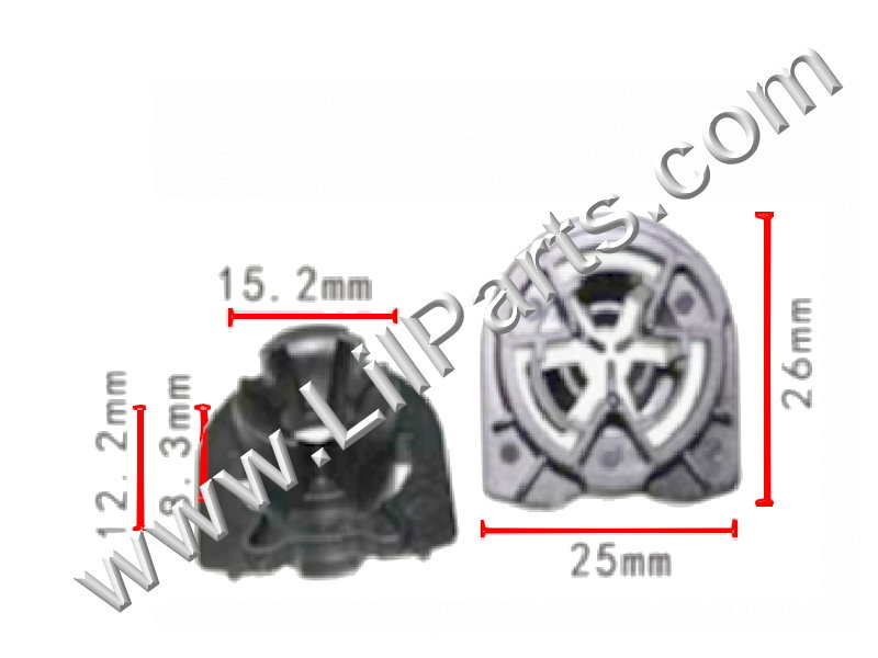 Compatible with VW & Audi PN:[11-868]