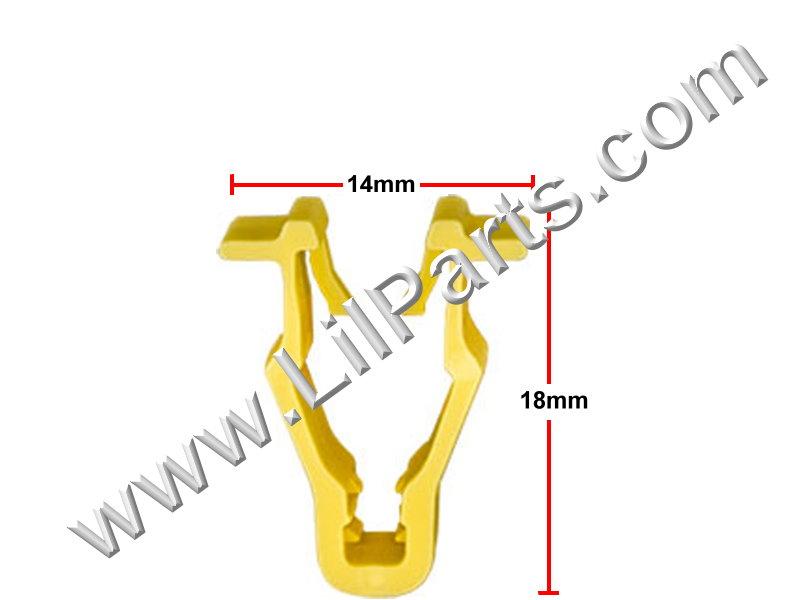 Compatible with Honda 90601-SMG-003: CR-V, HR-V & Pilot 2012 -  PN:[11-710]