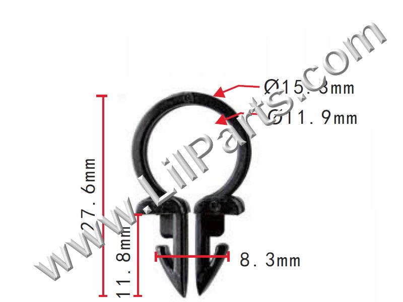 Compatible with C498 Auveco 14531