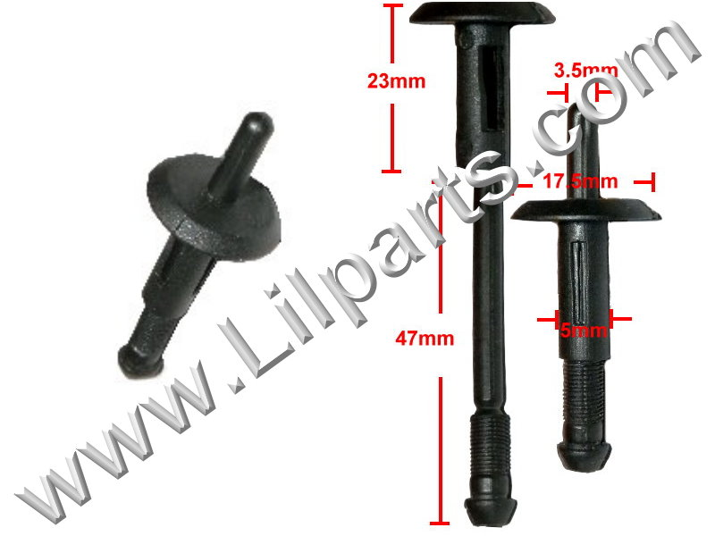 Compatible with G.M. # 20433026 & VW 175-853-577A N/A
