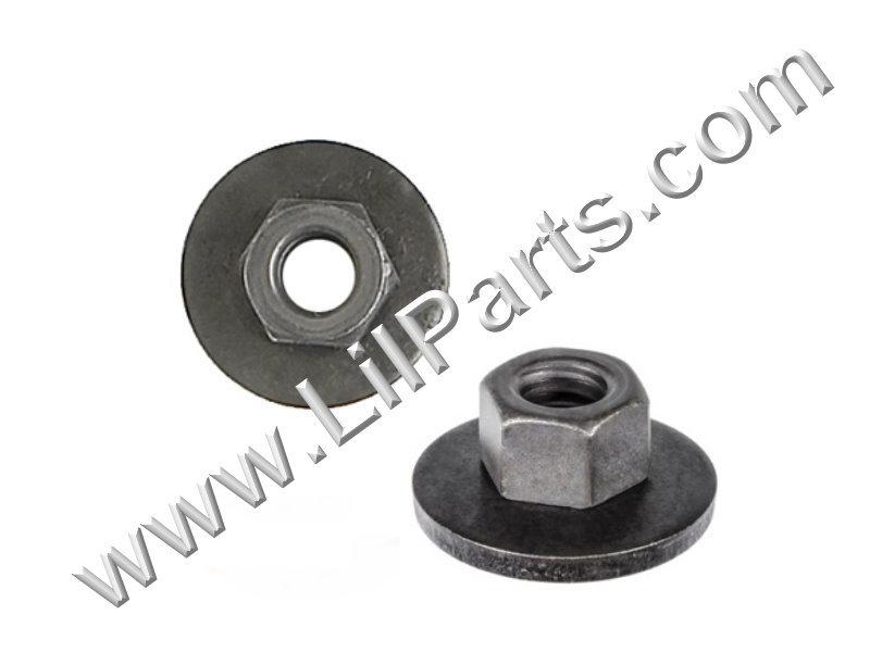 M6-1.0 Free Spinning Washer Nut Chrysler 6100049 15331 Swivel Flange Auveco 15331