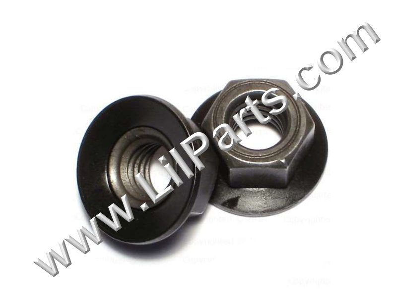 M8-1.25 Free Spinning Washer Nut GM Ford N621940 11503695 11506117 15335 Swivel Flange Auveco 15335