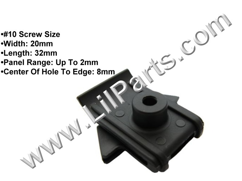 Compatible with Nissan: 63848-35, Auveco 19735, PN:[10-814]