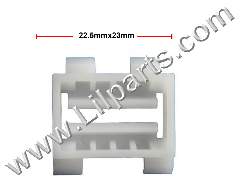 Compatible with Mercedes-Benz: 001-988-50-81 PN:[10-978] Auveco 21441