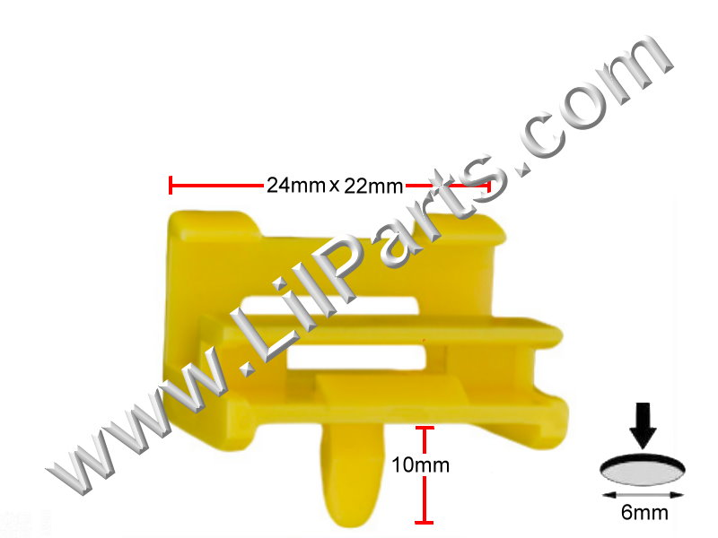 Compatible with BMW 3, 5 & 6 Series 2004 – On UNIT PACKAGE: 15 A22141 A22141 C1634