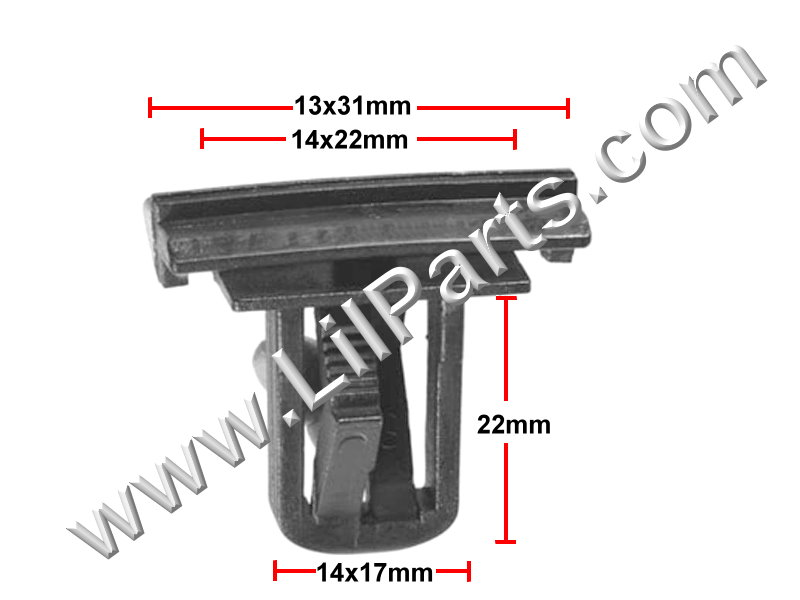 Compatible with Jeep: 5189180-AA Commander 2006 - On N/A Auveco 21154
