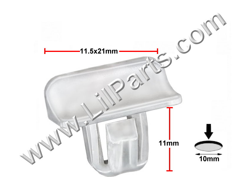 Compatible with Chrysler: 68225214AA Jeep Cherokee 2014 -  PN:[11-787]