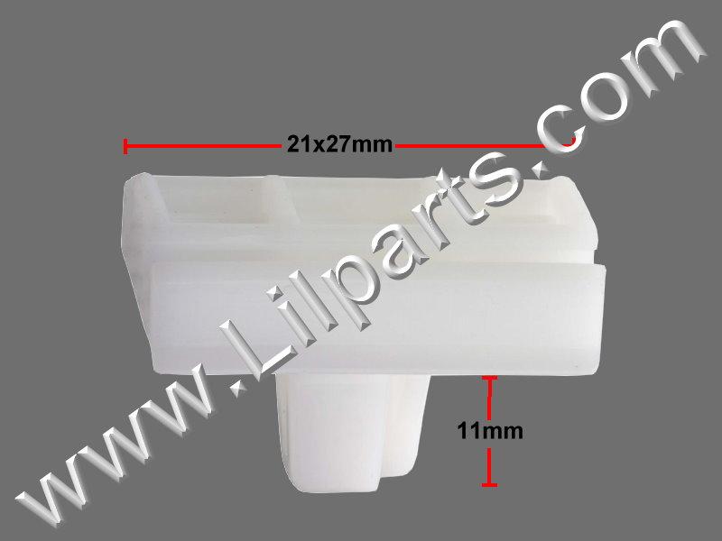 Compatible with Honda: 75306-SDA-A01 Accord 2003 – 07 PN:[11-181] Auveco 20782