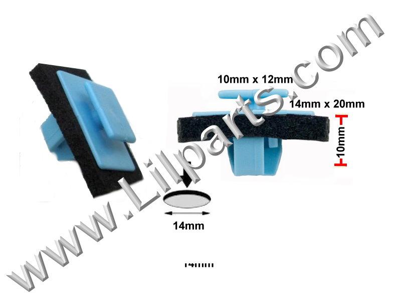 Compatible with Hyundai Santa Fe 2013 - On Kia Sportage 2011 - On Auveco 22015,1AUTO 11-698 N/A