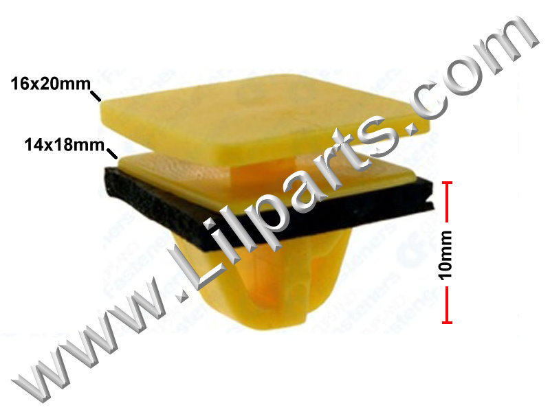 Compatible with Hyundai: 87758-3D000 Elantra & Sonata 2002 - On PN:[10-361] Auveco 20568