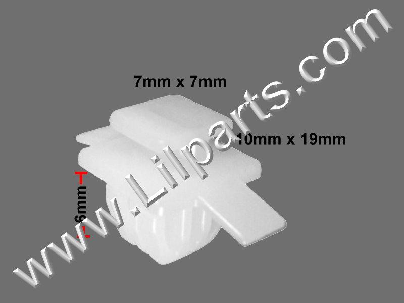 Compatible with Honda: 91513-SMG-E11 CR-V 2009 - Auveco 21207,1AUTO 11-708 Auveco 21207